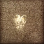 Heart smudge
