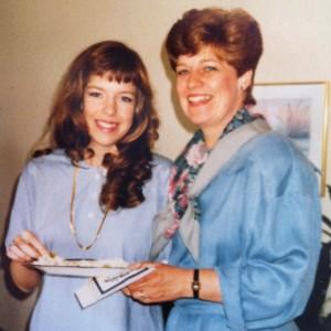 Ang & Mom